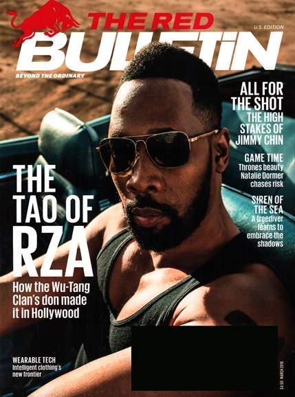 The Red Bulletin Cover - 3/1/2016