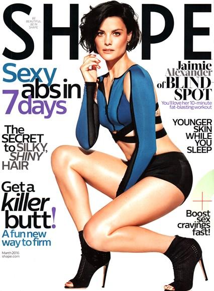 Shape Cover - 3/1/2016