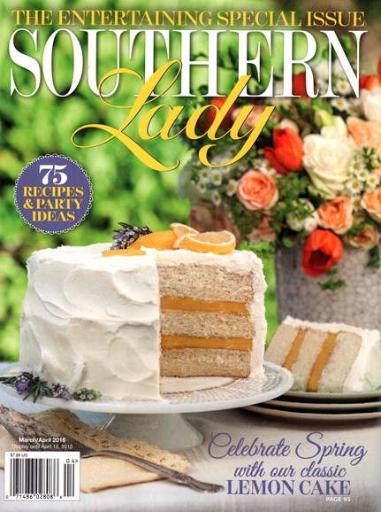 Southern Lady Cover - 3/1/2016