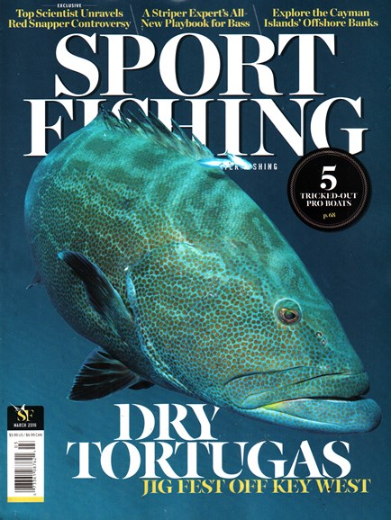 Sport Fishing Cover - 3/1/2016