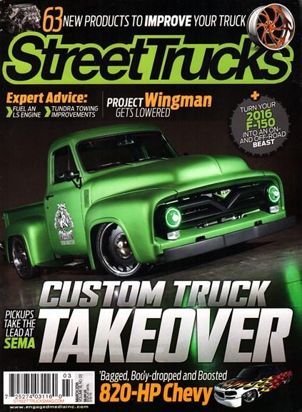 Street Trucks Cover - 3/1/2016