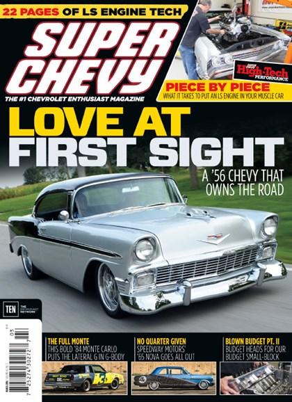 Super Chevy Cover - 3/1/2016
