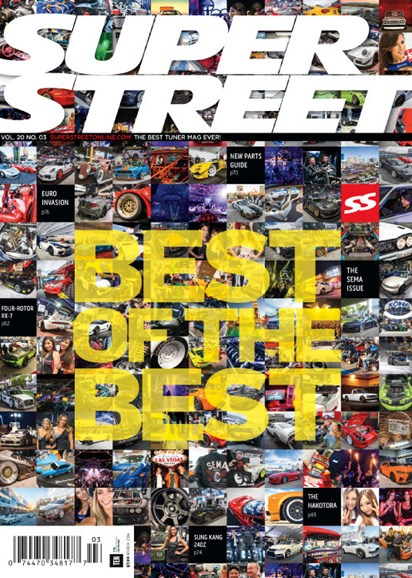 Super Street Cover - 3/1/2016