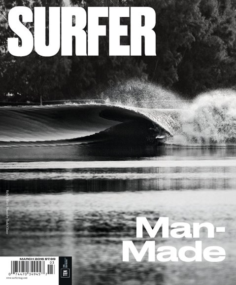 Surfer Cover - 3/1/2016