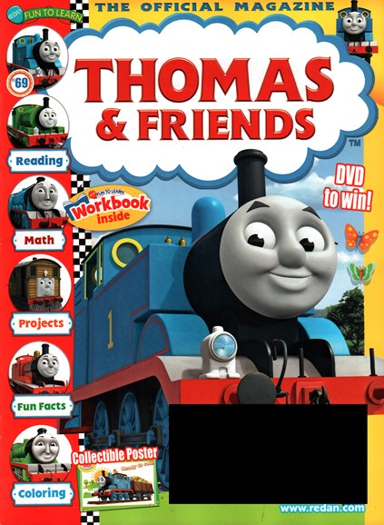 Thomas & Friends Cover - 3/1/2016