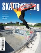 Transworld SKATEboarding Magazine 3/1/2016