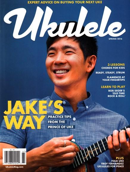 Ukulele Cover - 3/1/2016