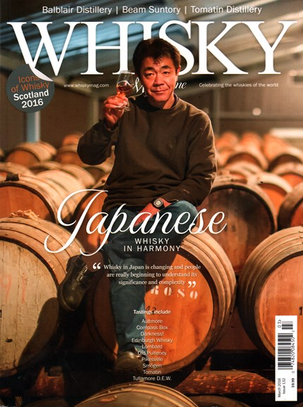 Whisky Cover - 3/1/2016
