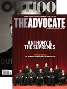 Out Advocate Magazine 12/1/2015