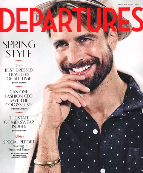 Departures Cover - 3/1/2016