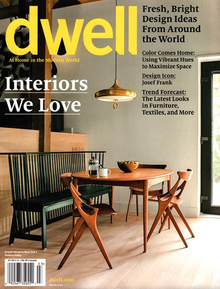 Dwell Cover - 3/1/2016