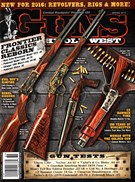 Guns Of The Old West Magazine 3/1/2016