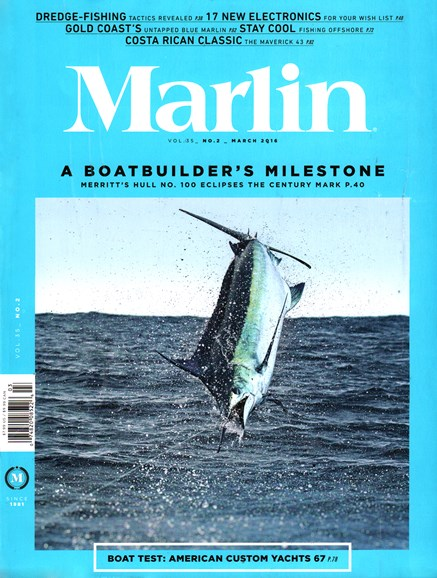 Marlin Cover - 3/1/2016
