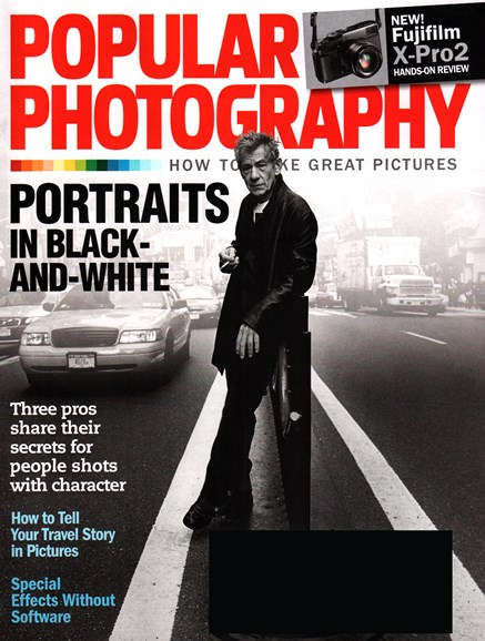 Popular Photography Cover - 3/1/2016