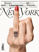 New York Magazine 2/22/2016