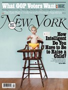 New York Magazine 1/25/2016