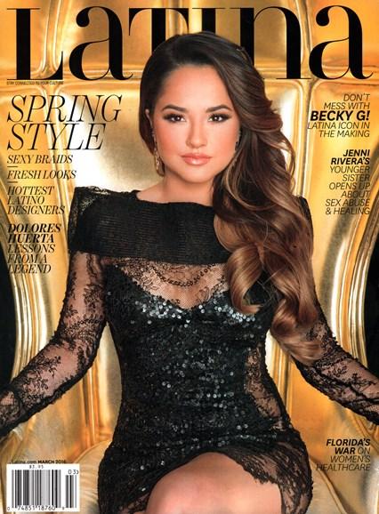 Latina Cover - 3/1/2016