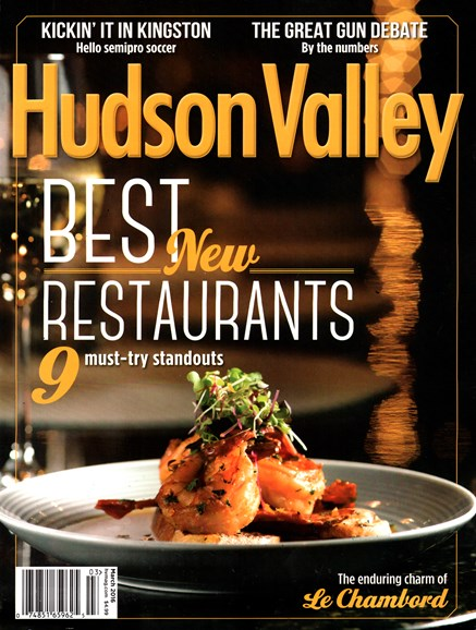 Hudson Valley Cover - 3/1/2016