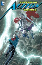 Superman Action Comics 4/1/2016