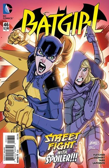Batgirl Cover - 2/1/2016