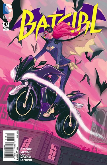 Batgirl Cover - 3/1/2016