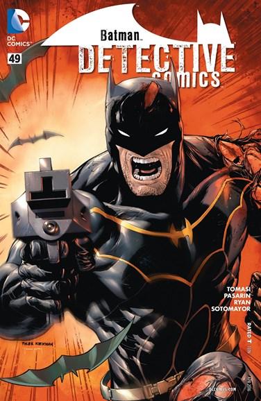 Detective Comics Cover - 4/1/2016