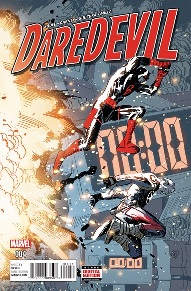 Daredevil Cover - 4/1/2016