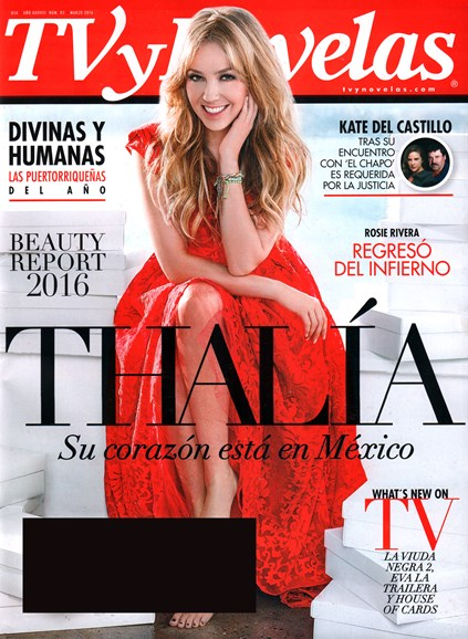 Tv Y Novelas Cover - 3/1/2016