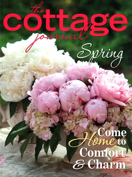 The Cottage Journal Cover - 3/1/2016
