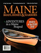Maine Boats, Homes & Harbors Magazine 3/1/2016