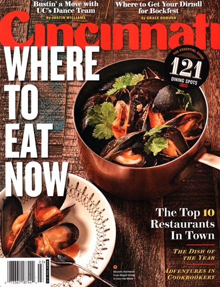 Cincinnati Cover - 3/1/2016