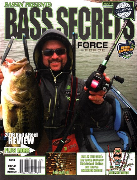 Bassin' Cover - 3/1/2016