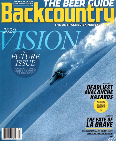 Backcountry Cover - 3/1/2016