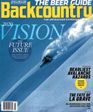 Backcountry Magazine 3/1/2016