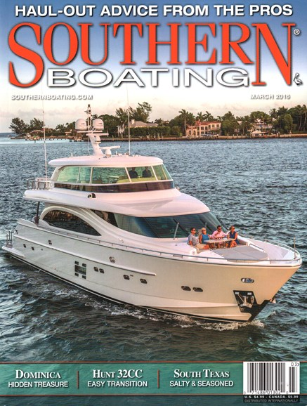 Southern Boating Cover - 3/1/2016