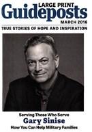 Guideposts Large Print Magazine 3/1/2016