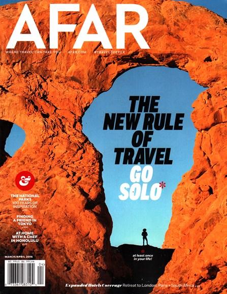 AFAR Cover - 3/1/2016