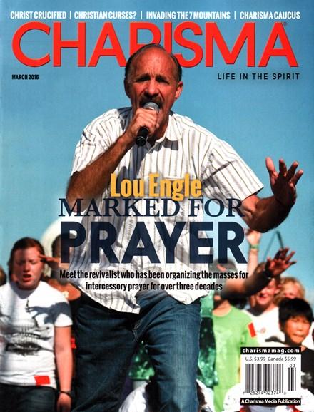 Charisma Cover - 3/1/2016