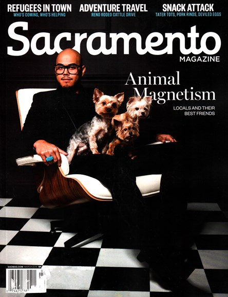 Sacramento Cover - 3/1/2016