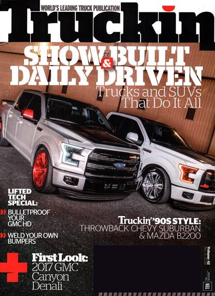 Truckin' Cover - 3/24/2016