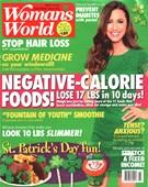 Woman's World Magazine 3/14/2016