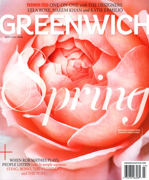 Greenwich Cover - 3/1/2016