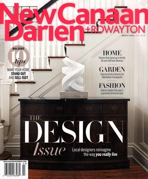 New Canaan-Darien Cover - 3/1/2016