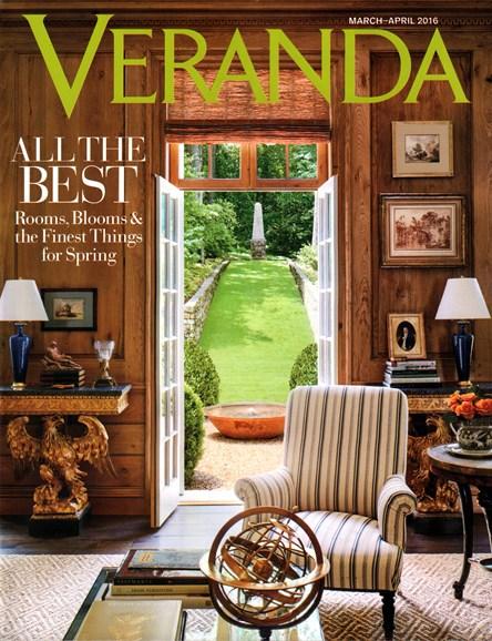 Veranda Cover - 3/1/2016