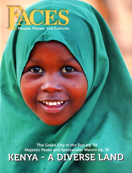 Faces Cover - 3/1/2016