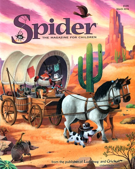 Spider Cover - 3/1/2016
