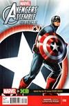 Marvel Universe Avengers Assemble | 4/1/2016 Cover