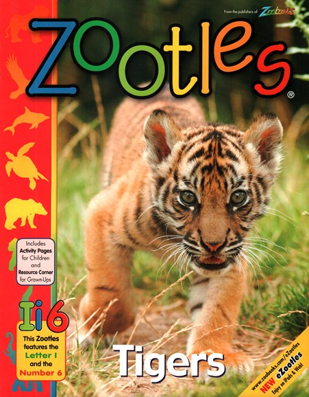 Zootles Cover - 2/1/2016