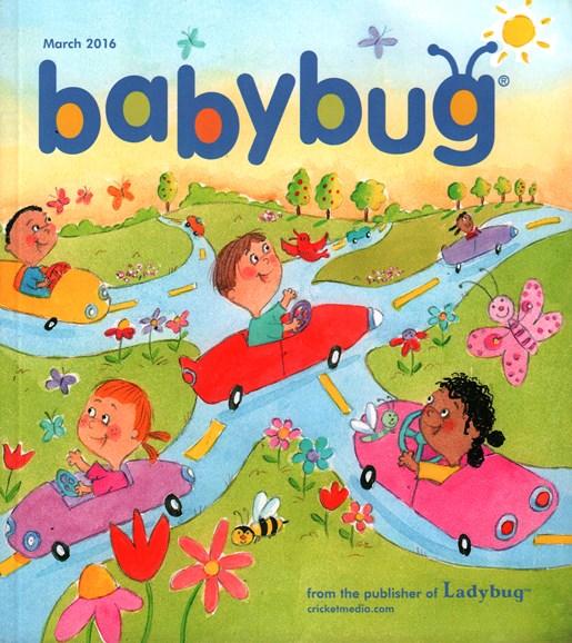 Babybug Cover - 3/1/2016