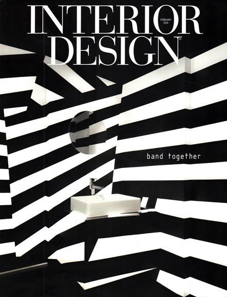 Interior Design Cover - 2/1/2016